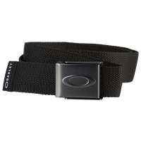 Oakley Ellipse Web Belt - Men's - All Black / Black