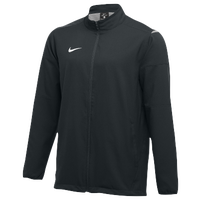 Nike Team Dry Jacket - Men's - All Black / Black