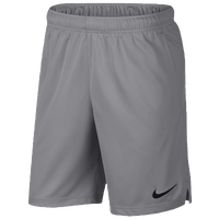 Nike Epic Training Shorts - Men's - Grey / Grey