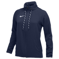 Nike Team Dry Jacket - Women's - Navy / Navy