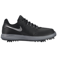 Nike Accurate Golf Shoes - Men's - Black / Silver