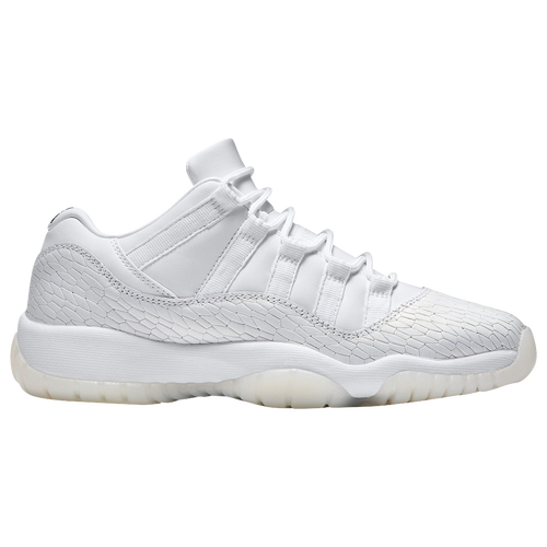 hot sale online 720c7 2d503 Jordan Retro 11 Low HC - Girls' Grade School