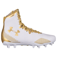 Under Armour Lacrosse Highlight MC - Women's - White / Gold