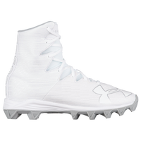 Under Armour Lacrosse Highlight RM JR - Boys' Grade School - White / Silver