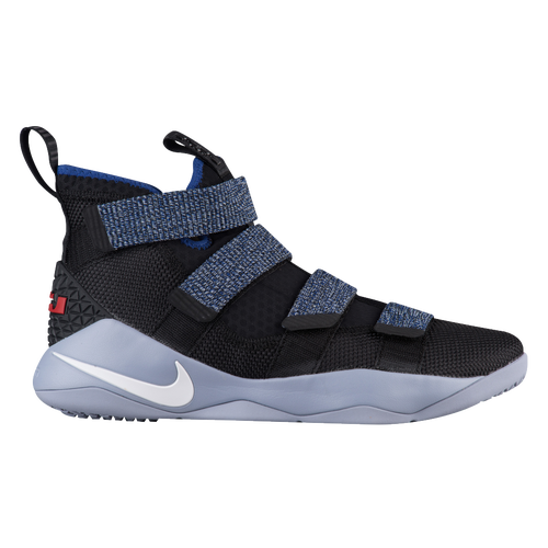 Nike LeBron Soldier 11 - Men\u0027s - Lebron James - Navy / Light Blue