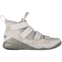 Nike LeBron Soldier 11 SFG - Men's -  Lebron James - Off-White / Olive Green