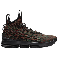 e1d04ac0f33c Nike LeBron 15 - Men s - Lebron James - Black   Red