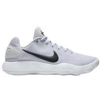 Nike Men's Sneakers Hyperdunk 2017 Low Pure Platinum White Size 11.5