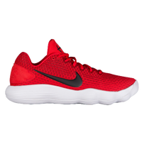 Nike React Hyperdunk 2017 Low - Men's - Red / Black