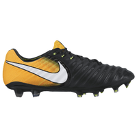 Nike Tiempo Legend VII FG - Men's - Black / White