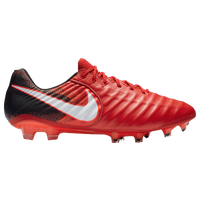 Nike Tiempo Legend VII FG - Men's - Red / White