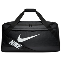 Nike Brasilia Large Duffel - Black / White