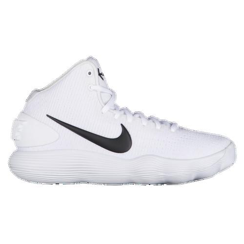 Nike React Hyperdunk 2017 Mid - Women's - White / Black