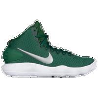 28b7c9602796 Nike React Hyperdunk 2017 Mid - Women s - Dark Green   Silver