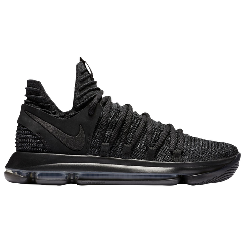 399898863caf Nike KD X - Men u0027s - Kevin Durant - Black   Grey