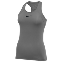 Nike Pro Tank All Over Mesh - Women's - Grey