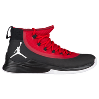 Jordan Ultra.Fly 2 - Men's - Black / White