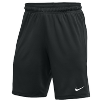 Nike Team Park Dry II Shorts - Men's - Black / White