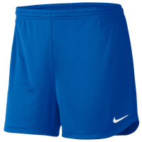 Nike Team Park Dry II Shorts - Women's - Blue / White