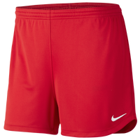 Nike Team Park Dry II Shorts - Women's - Red / White