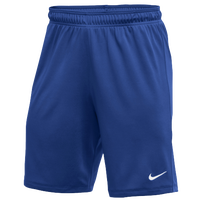 Nike Team Park Dry II Shorts - Boys' Grade School - Blue / White