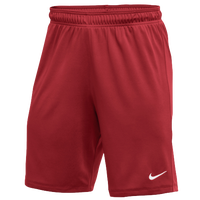 Nike Team Park Dry II Shorts - Boys' Grade School - Red / White