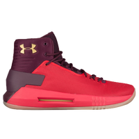 Under Armour Drive 4 - Men's - Red / Gold