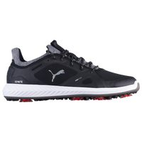 PUMA Ignite Power Adapt Golf Shoes - Men's - Black / White