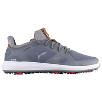 PUMA Ignite Power Adapt Golf Shoes - Men's - Grey / Grey