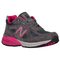 New Balance 990 - Women's - Grey / Pink