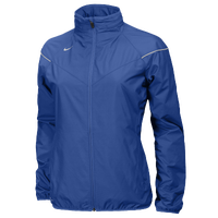 Nike Team Stormfit Woven Jacket - Women's - Blue / Blue