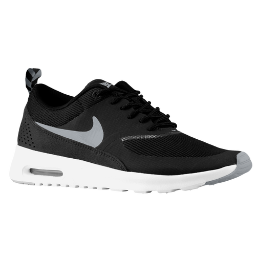 Nike Air Max Thea - Women's - Casual - Shoes - Black/Anthracite/White/Wolf  Grey