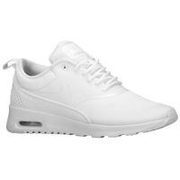 womens white nike air max thea