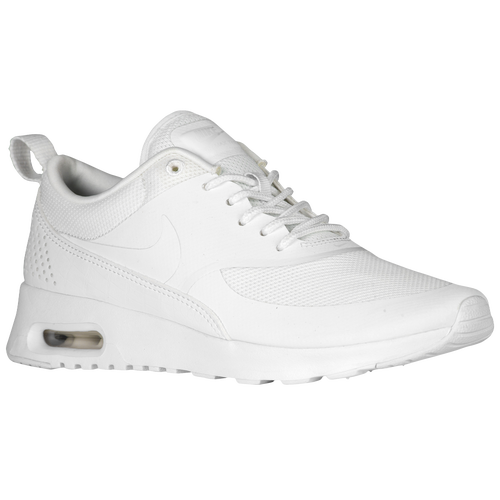 separation shoes 0947d db35b ... real nike air max thea womens casual shoes white white white 72443 2f871
