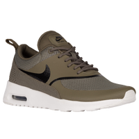 outlet store 0b012 24a2b ... Nike Air Max Thea - Womens - Casual - Shoes - BlackSummit Wh Nike Air  Max 90 - Mens - Olive Green ...