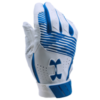Under Armour Clean-up Batting Gloves - Men's - Blue / White