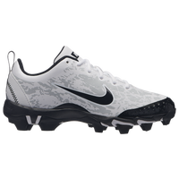 Nike Hyperdiamond 2.5 Keystone - Girls' Grade School - White / Black