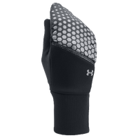 Under Armour ColdGear Convertible Gloves - Women's - Black / Black