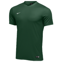 Nike Team Dry Park VI Jersey - Men's - Dark Green / White