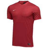 Nike Team Dry Park VI Jersey - Men's - Red / White