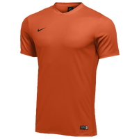 Nike Team Dry Park VI Jersey - Men's - Orange / White