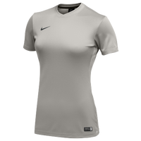 Nike Team Dry Park VI Jersey - Women's - Grey / Black