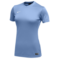 Nike Team Dry Park VI Jersey - Women's - Light Blue / White