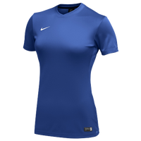 Nike Team Dry Park VI Jersey - Women's - Blue / White