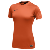 Nike Team Dry Park VI Jersey - Women's - Orange / White
