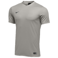 Nike Team Dry Park VI Jersey - Boys' Grade School - Grey / Black