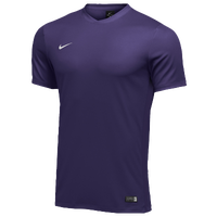Nike Team Dry Park VI Jersey - Boys' Grade School - Purple / White