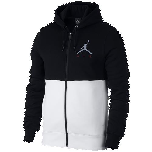 Jordan Jumpman Air Graphic Full Zip Hoodie Men's