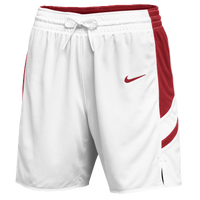 Nike Team Reversible Game Shorts - Women's - White