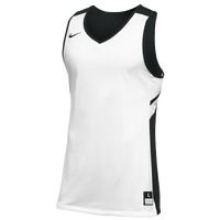 Nike Team Reversible Game Jersey - Men's - White / Black